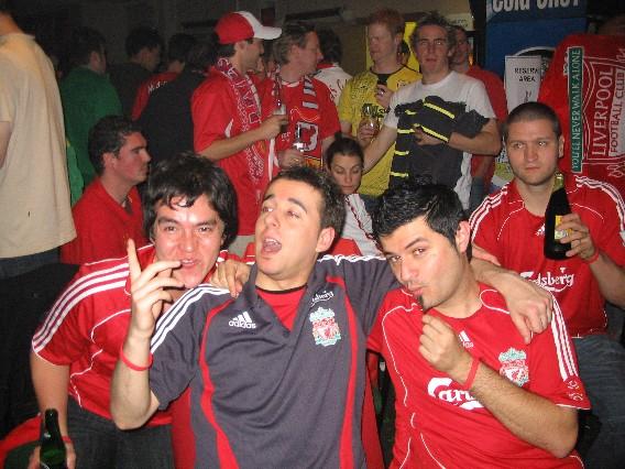 Champions league final date in Melbourne